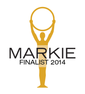 iris is a proud finalist of the 2014 Markie Awards!